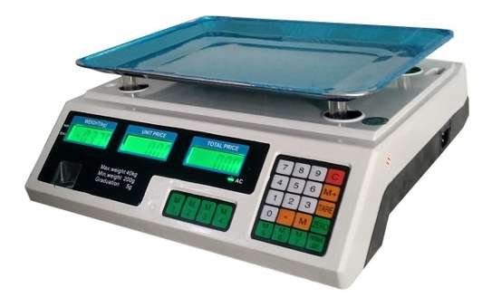 Digital Electronic Scale 5g to 30kg image 1