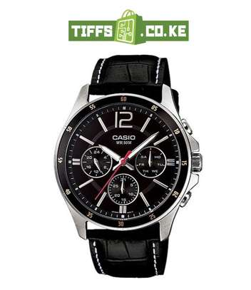 Casio for Men, Analog  - MTP-1374L -1AV image 1