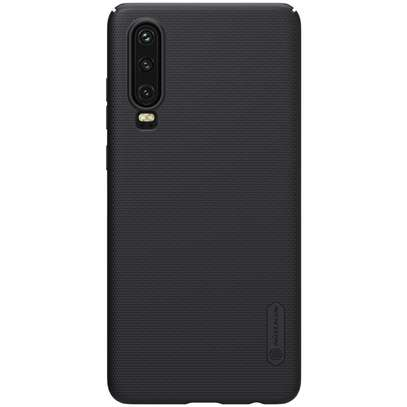 Huawei P30 Nillkin Super Frosted Shield Matte cover image 2