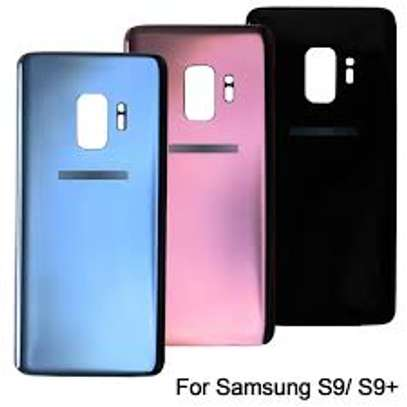 Battery Cover Replacement Back Door Housing Case For Samsung Galaxy S9 S9 Plus image 1
