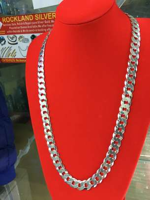 Silver chain image 1