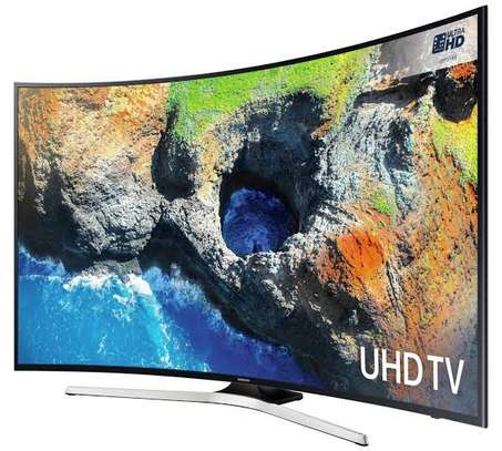 Samsung 65 inches Curved Smart UHD-4K Digital TVs 65RU7300 image 1