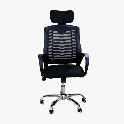 Office chair wheeled image 1