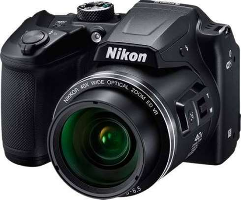 Nikon - COOLPIX B500 16.0-Megapixel Digital Camera - Black image 1