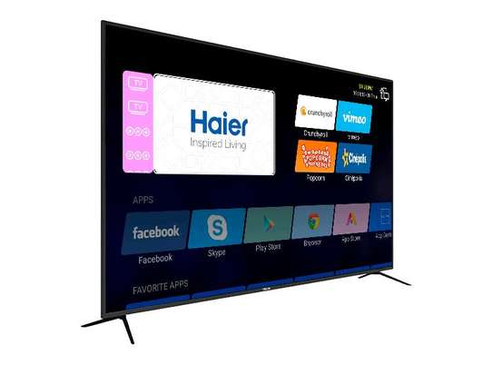 British HAIER 50 Inch 4K UHD Android Smart Tv Brand New