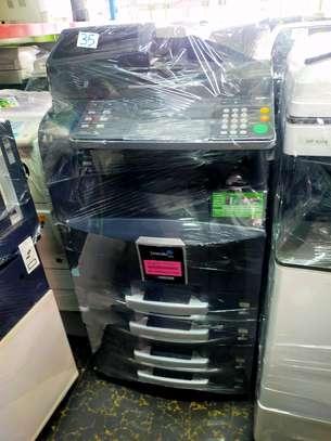 Kyocera taskalfa 420i photocopier machine image 1