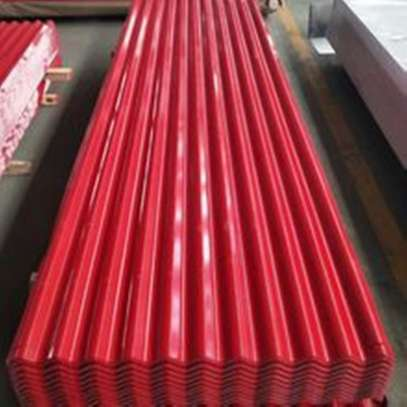 2.5Mtr Color coated - Corrugated Sheets