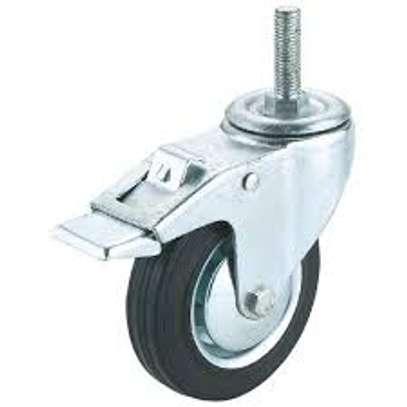 Caster Wheel with Locks image 1