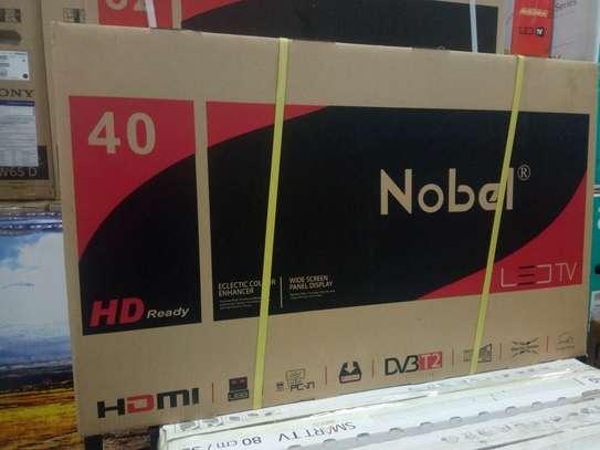 40 inches Nobel digital tv image 1
