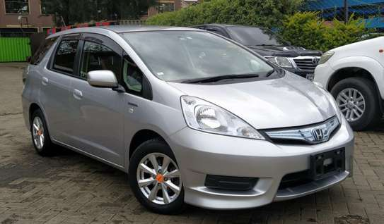 Honda Fit Shuttle image 1
