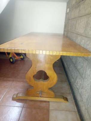 Dining Table (8 Seater) image 4