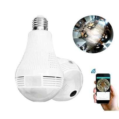 Panorama camera wifi bulb image 1