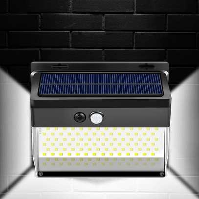 262 LED Solar Motion Sensor Lights Outdoor image 14