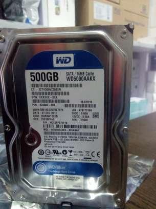 500 Gb Hard Disk image 1