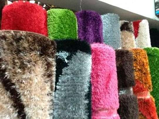 6  by 9. Imported  Shaggy  , Rasta  /Fluffy Carpets   From Turkey