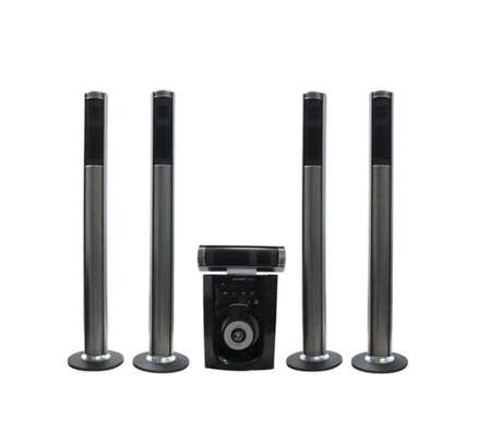 Leader home theatre system 1000watts output power