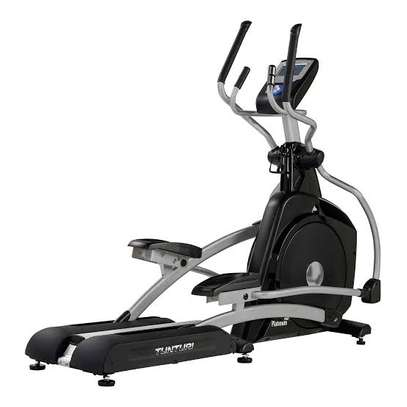 Commercial Cross Trainer for Life Fitness in Gym Centre image 1