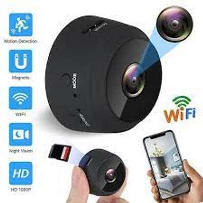 A9 Wifi Mini Camera HD 1080P Smartphone image 1