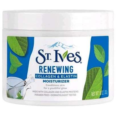 St Ives renewing collagen and elastin moisturizer 283g