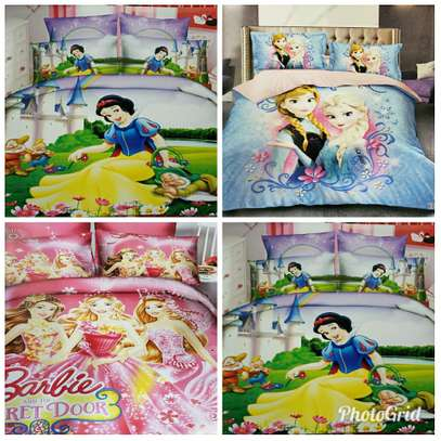 Cartoon duvets