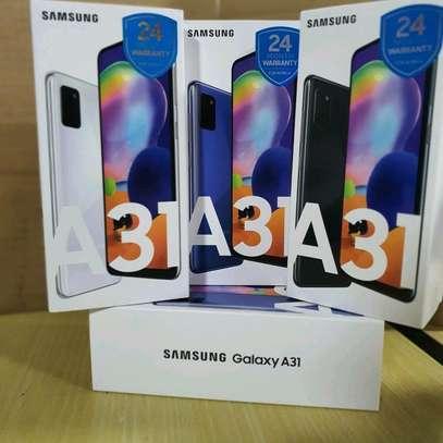 Samsung Galaxy A31 image 1