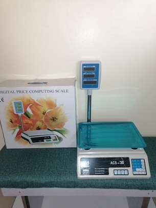 30kgs Digital Weigh Scale image 1