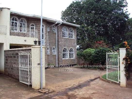 5 bedroom townhouse for rent in Waiyaki Way image 2