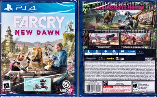 Far Cry New Dawn PS4 Game - Brand New image 1