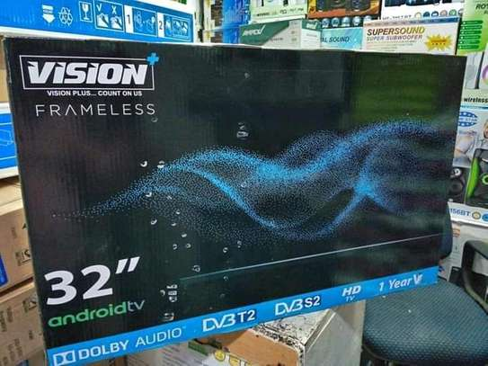 32 inch Vision Smart Android image 1