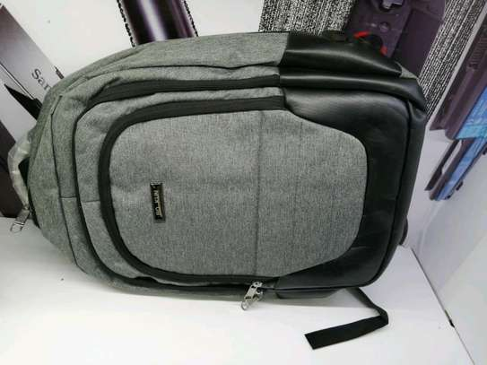 Laptop backpack different colours image 4