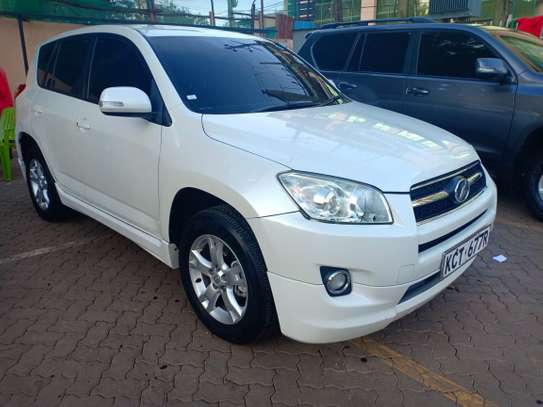Toyota RAV4   For Hire