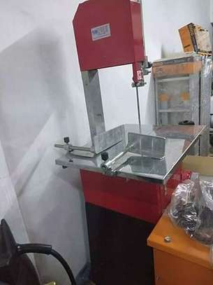 BRAND NEW BONE SAW WITH A MEAT MINCER. image 3