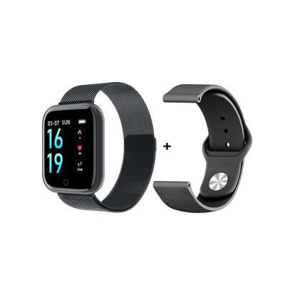 P7 Smart Watch With Heart Rate image 1