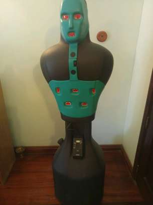 FREE STANDING PUNCHING DUMMY SLAM MAN