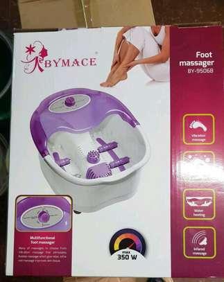 foot massage spa image 1