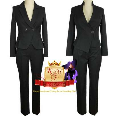 Ladies Tailored Trouser Suits From UK image 1