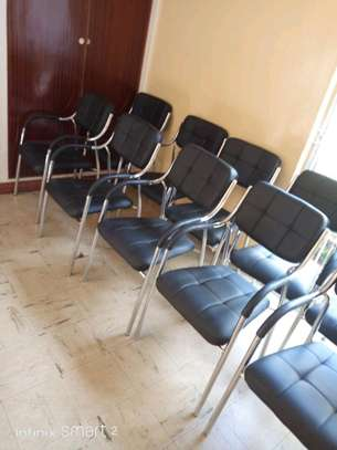 Stackable Office Chairs image 3