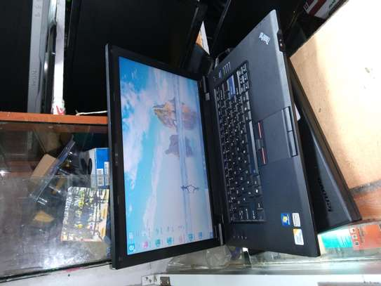 Lenovo ThinkPad core 2 duo 4gb ram 250gb harddisk image 2