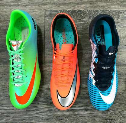 All Generations of NIKE MERCURIAL Football Boots image 4