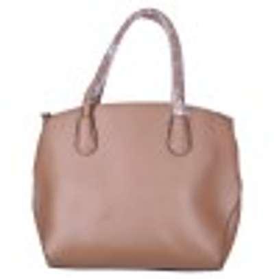 Stylish 3 piece Brown Hand Bag image 3