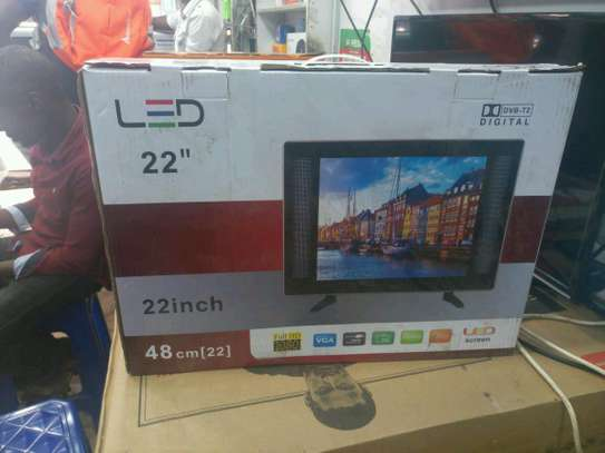 22inch LED digital TV
