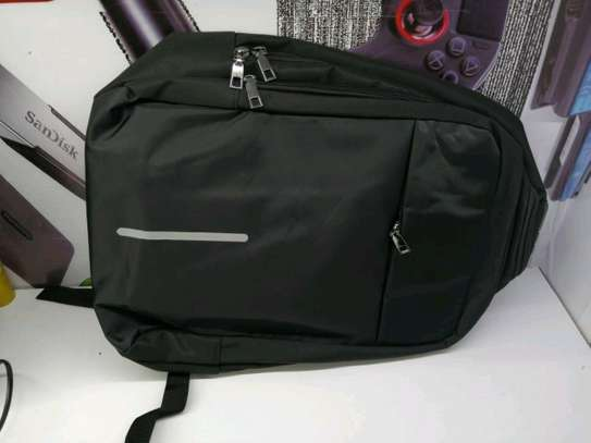 Laptop backpack different colours image 1
