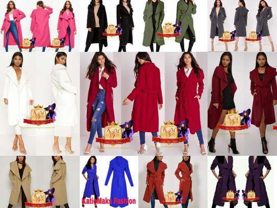 Warm Trench Coats From UK