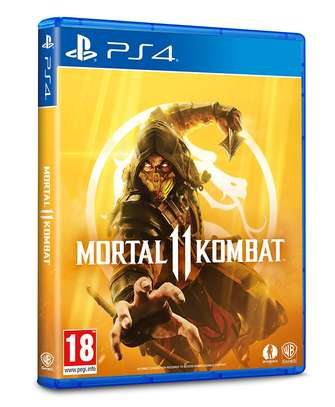 Mortal Kombat 11 for (PS4)