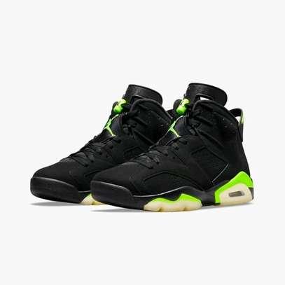 Original Nike Jordan Air Jordan 6 Retro Electric Green image 6