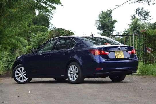 Lexus GS 450h image 12