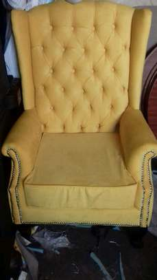Wingback chairs image 2