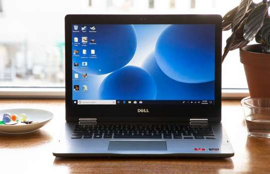Super powerful Dell ryzen 7 laptop + 1tb mini disk external for free image 1