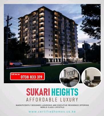 1,2 and 3 bedrooms apartment for sale at Kahawa Sukari image 2
