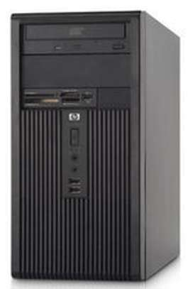 HP Compaq  Intel Core 2 Duo,2GB Ram And 160GB Hard Disk Desktop Computer CPU TOWER